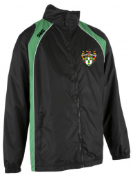St Blazey Showerproof Jacket | SWAZ Teamwear | Football Kits