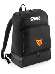 Wadebridge Town Backpack | SWAZ Teamwear | Football Kit Supplier