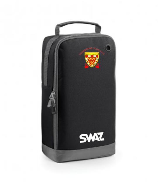Wadebridge Town Boot Bag   SWAZ Teamwear   Football Kit Supplier