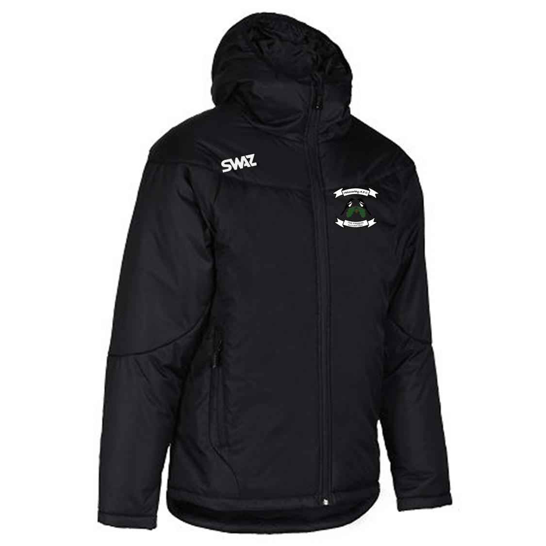 Holsworthy AFC Manager's Jacket | SWAZ | Football Kit Supplier