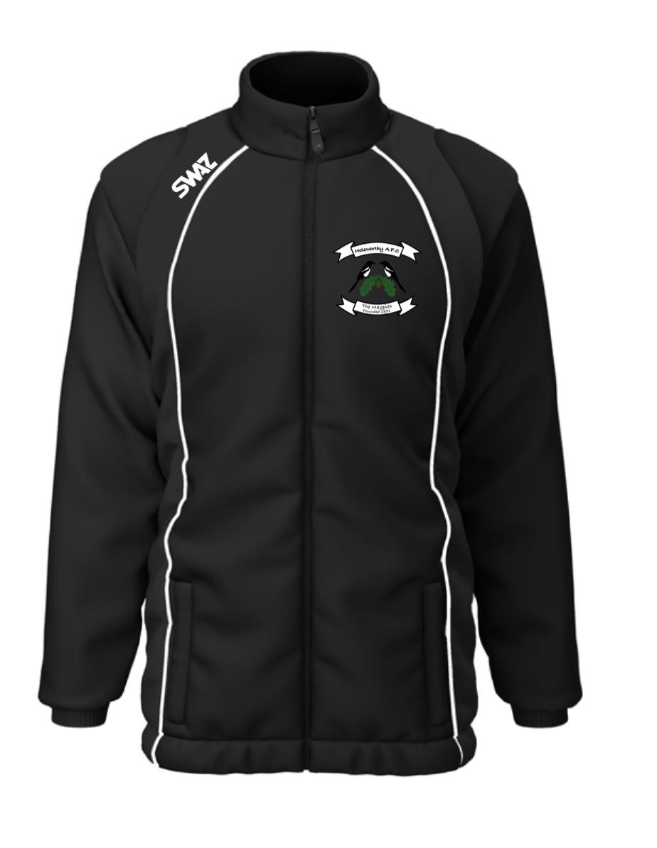 Holsworthy AFC Showerproof Jacket | SWAZ Teamwear | Football Kits