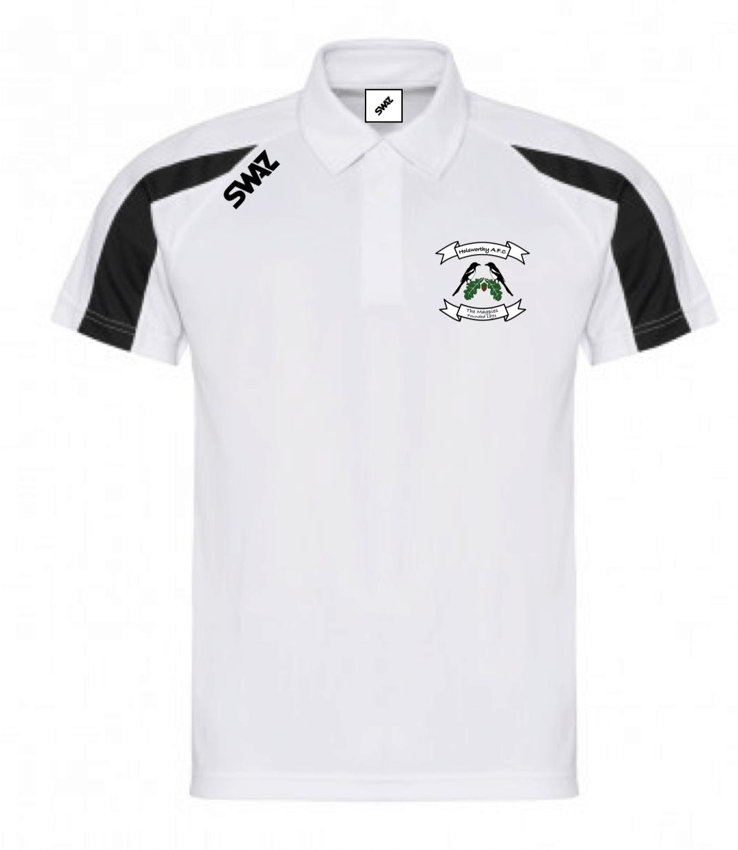 Holsworth AFC Polo | SWAZ Teamwear | Football Kit Supplier