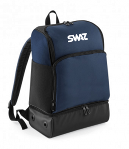 SWAZ Football Rucksack | Available in 3 colours | Customisable with crest