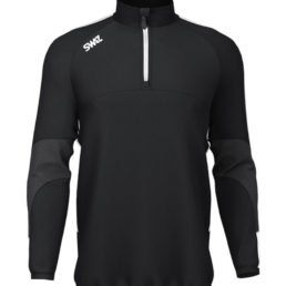 SWAZ 1/4 zip mid-layer football top