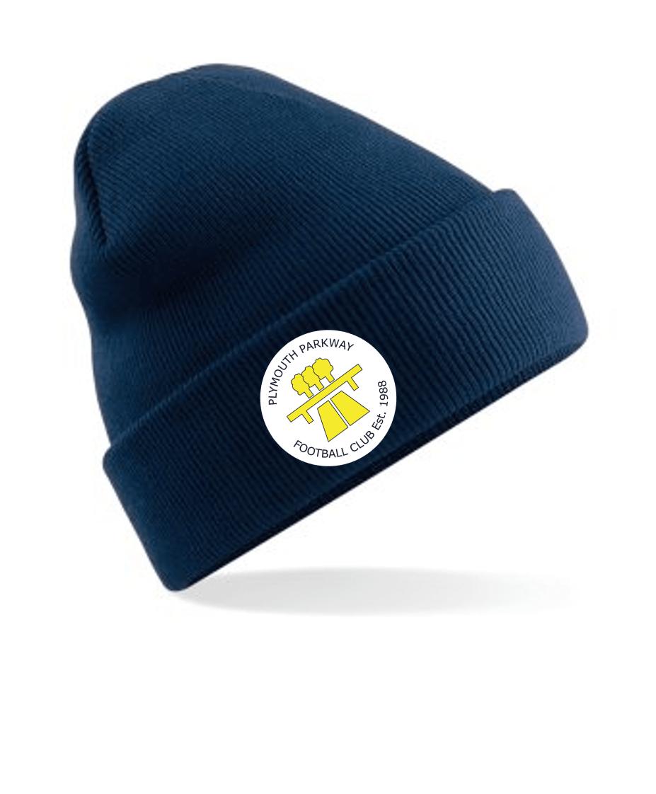 Plymouth Parkway Beanie Hat | SWAZ Teamwear | Football Accessories