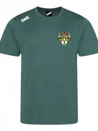 St Blazey Club Training T-Shirt | SWAZ Teamwear | Football Kit Supplier