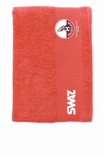 Downton FC Towel   SWAZ Teamwear   Football Kit Supplier