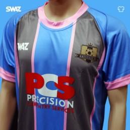 Football kits | SWAZ | Custom Made Greville Kit