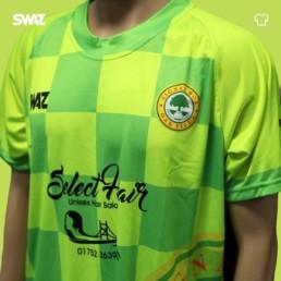 Football kits | SWAZ | Custom Made Signal Kit