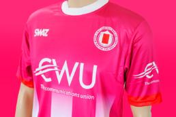 Football Kit Designer | SWAZ | Show Racism The Red Card