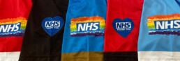 Bespoke Football Kits | SWAZ | Supporting the NHS