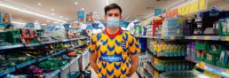 Supermarket Football Shit | Bespoke Football Kit Design